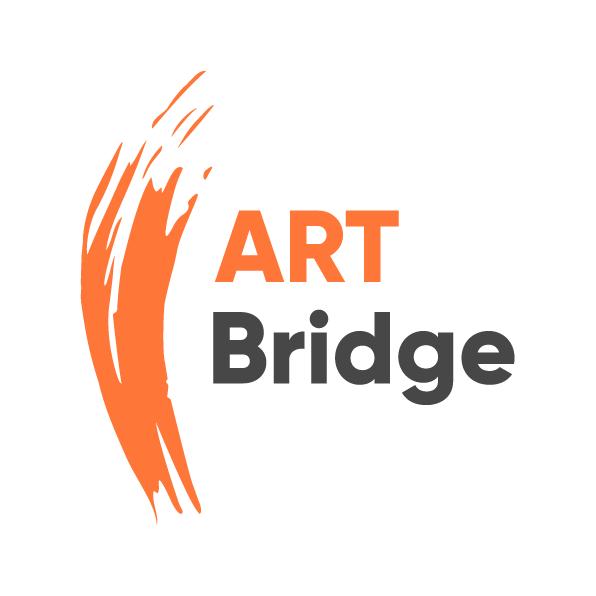 Logo projektu Art Bridge.