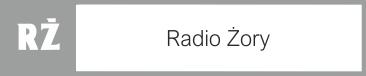 """Przycisk """"Radio Żory"""""""