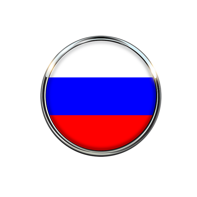 Flaga Rosji.