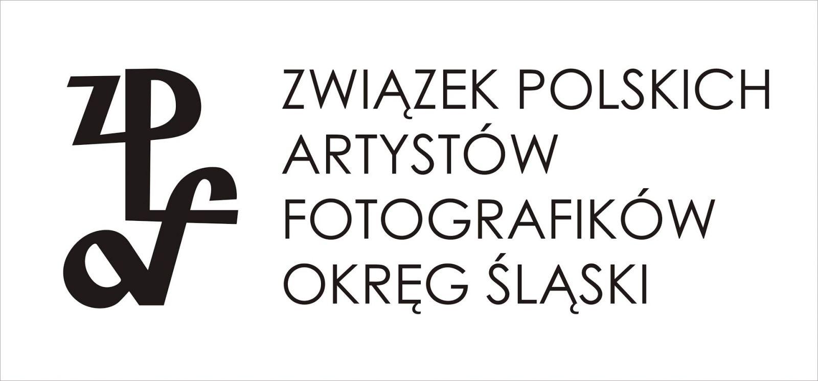 logo i podpis: związek polskich artystów fotografików okręg śląski