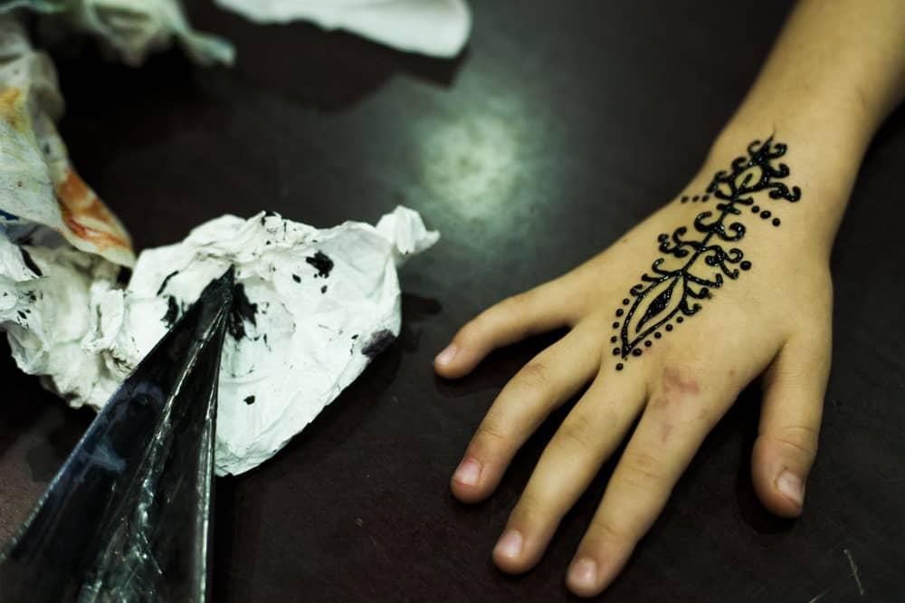 Studio Tatuażu Henna Miejska Biblioteka Publiczna W żorach
